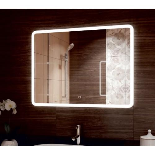 Зеркало в ванную с подсветкой Баско