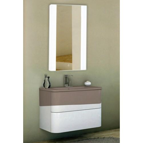 Зеркало в ванную комнату с подсветкой Камила